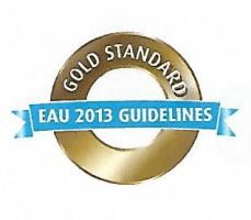EAU 2013 Guidelines Gold Standard